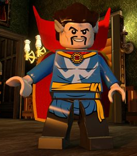 marvel lego dr strange