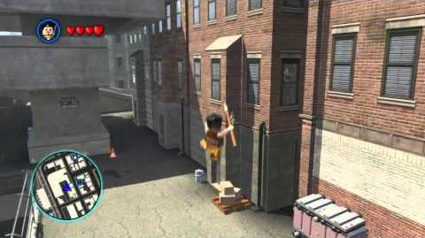 LEGO Marvel Super Heroes The Video Game - Kraven the Hunter free roam