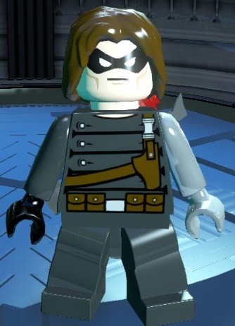 Winter Soldier Lego Marvel Superheroes Wiki Fandom Powered By Wikia