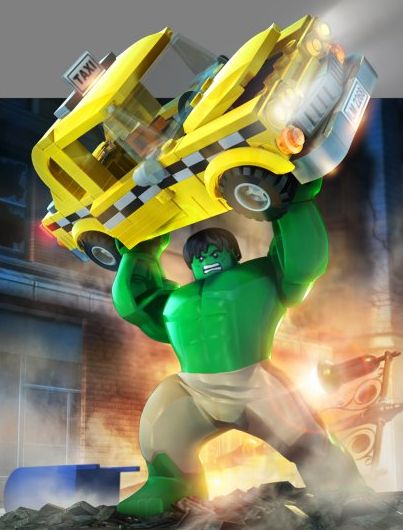 Hulk Lego Marvel Superheroes Wiki Fandom Powered By Wikia