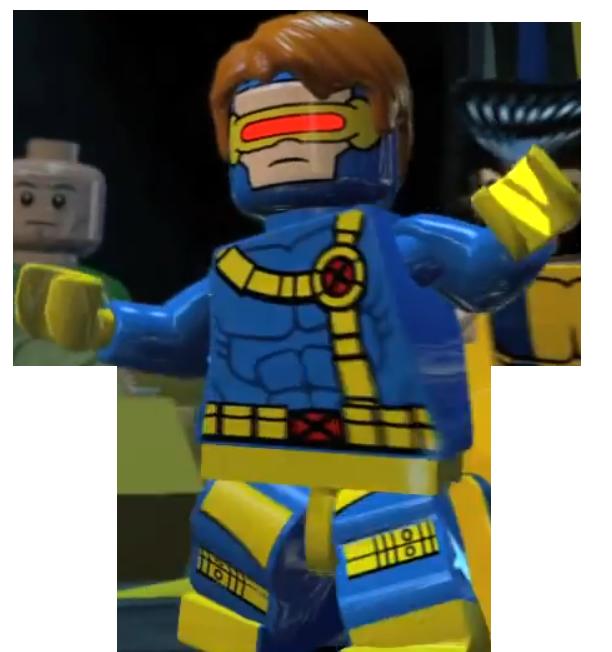LEGO Super Heroes 2014 Cyclops