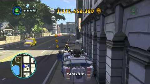 LEGO Marvel Super Heroes The Video Game - HYDRA Agent free roam