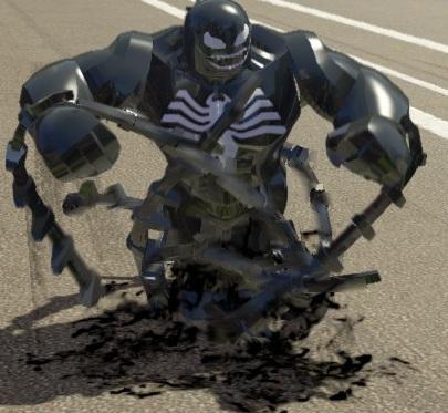 Image Venomintosmall Jpg Lego Marvel Superheroes Wiki Fandom