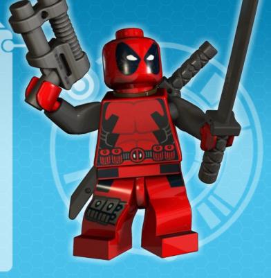 Image - Deadpool.png | LEGO Marvel Superheroes Wiki | FANDOM powered ...