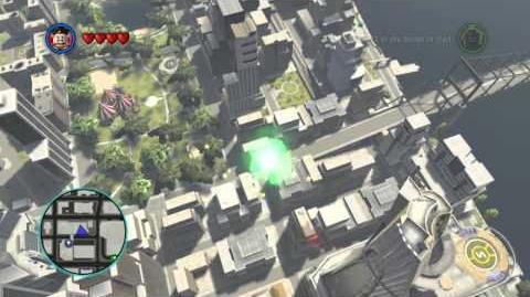 LEGO Marvel Super Heroes The Video Game - Doctor Strange free roam