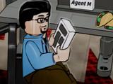 Agent M