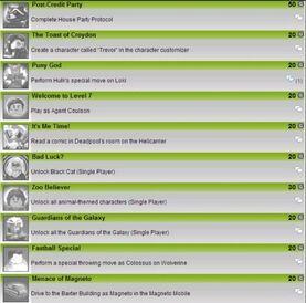 Achievements4