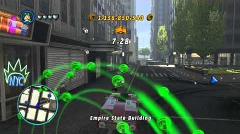 LEGO Marvel Super Heroes The Video Game - Viper free roam