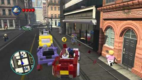 Video - LEGO Marvel Super Heroes The Video Game - Ant-Man free ...