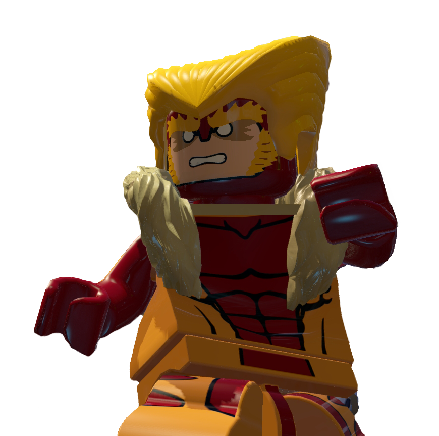 Sabretooth Lego Marvel Superheroes Wiki Fandom Powered By Wikia