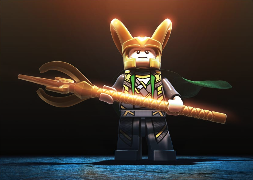 Loki. Loki In LEGO Marvel ...