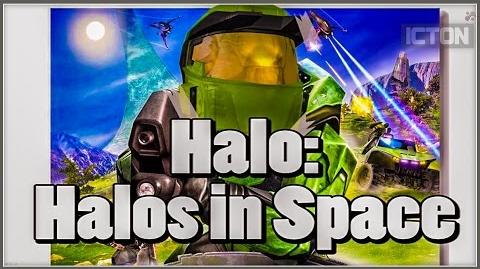 Halo Halos in Space Bad Fan Fiction
