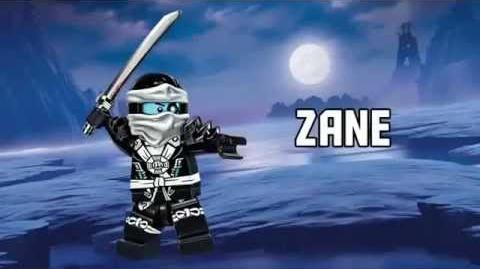 LEGO® Ninjago Zane (Season 5) Official!