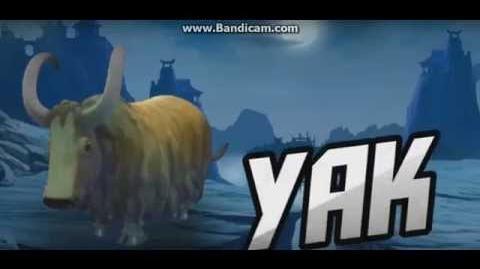 Lego Ninjago Meet Yak (Season 5) Fan-Made