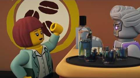 Geheimagent Zane - LEGO NINJAGO - Wu's Tee Episode 13