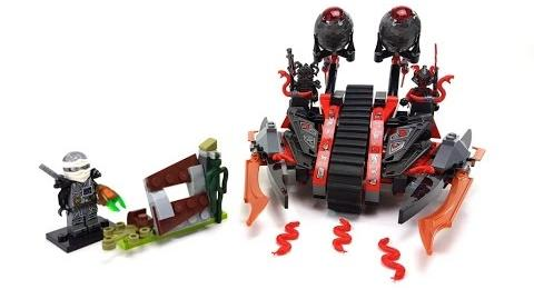 LEGO Ninjago Set 70624 Vermillion Eindringling Review deutsch