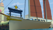 Cliff Gordon Yacht