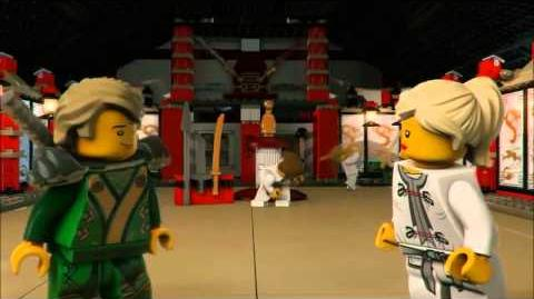 Ninjago Lloyd's interview