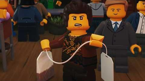 Namen - LEGO NINJAGO - Wu's Tee Episode 5