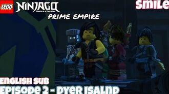 Lego ninjago season 12 Prime Empire episode 2 English sub