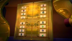 Turnier der Elemente Teilnhemer