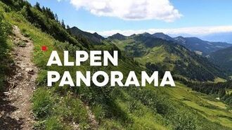 Alpenpanorama 3sat (HD) - 22.01.2020