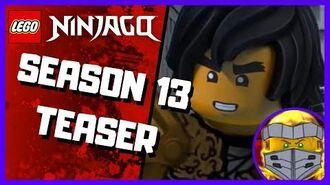 NINJAGO Season 13 Master of the Mountain Official Teaser