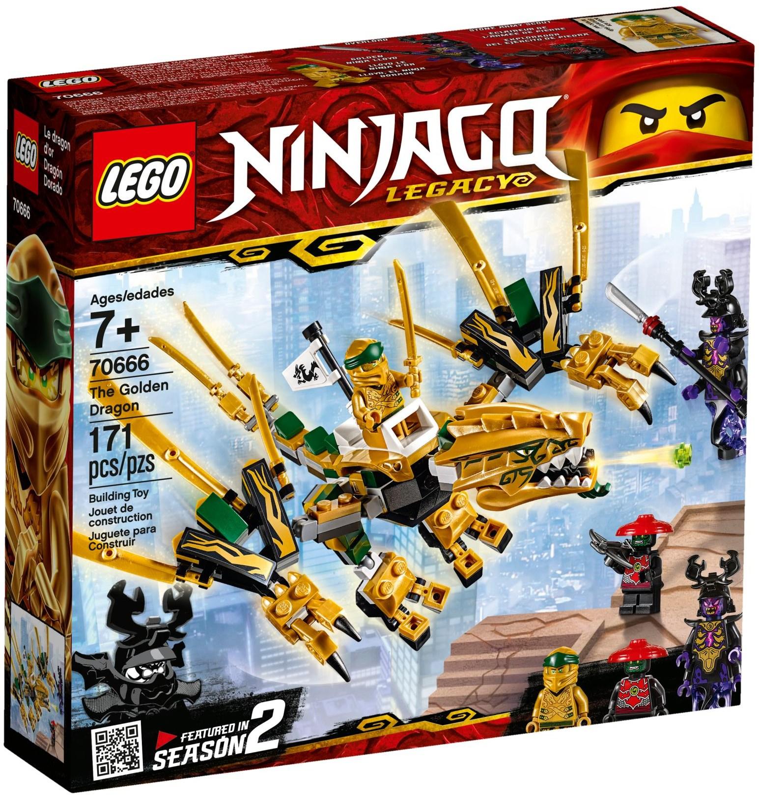 70666 Goldener Drache   Lego Ninjago Wiki   FANDOM powered ...