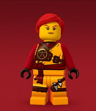 Lego ninjago kai and lloyd nackt