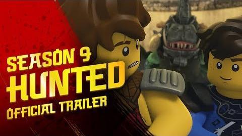 Hunted – LEGO NINJAGO – Official Season 9 Trailer
