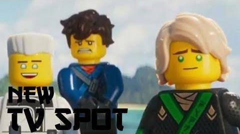 Ninjago Movie - New TV spot in good quality