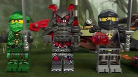 Destiny's Shadow - LEGO Ninjago - 70623 - Product Animation