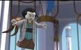 Screenshot fliegender Vangelis Neu