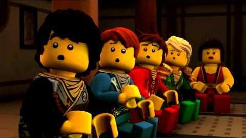 The Art of the Silent Fist - LEGO Ninjago