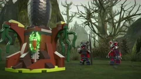 Die Vermillion Falle - LEGO Ninjago 70621 Produkt-Video