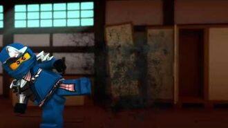 The story of Jay - LEGO Ninjago - Character Spot