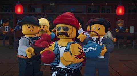 Musik Nacht – Teil 1 - LEGO NINJAGO - Wu's Tee Episode 3
