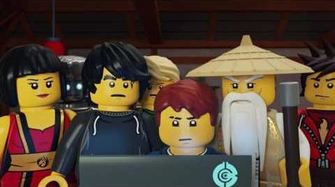 Strenge Kontrolle - LEGO NINJAGO - Wu's Tee Episode 15