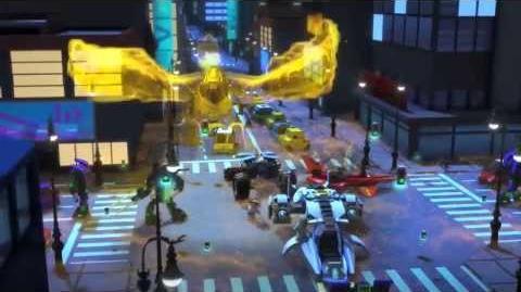 Lego Ninjago Rebooted Lloyd