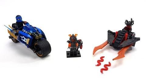 LEGO Ninjago Set 70622 Wüstenflitzer Unboxing & Review deutsch