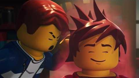 Besonnener Kai - LEGO NINJAGO - Wu's Tee Episode 12