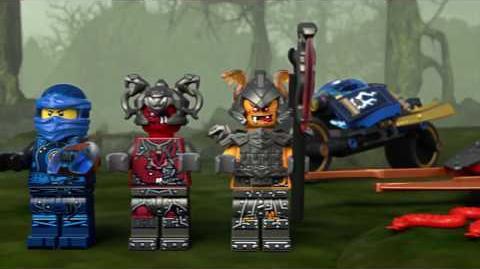 Desert Lightning - LEGO Ninjago - 70622 - Product Animation
