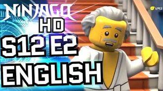 NINJAGO SEASON 12 EPISODE 2 ENGLISH - HD