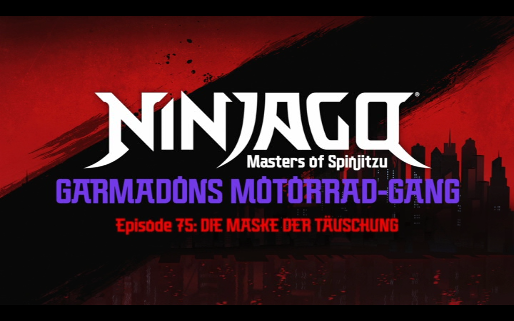 Ninjago Motorrad Gang Ausmalbilder Besten Malvorlagen