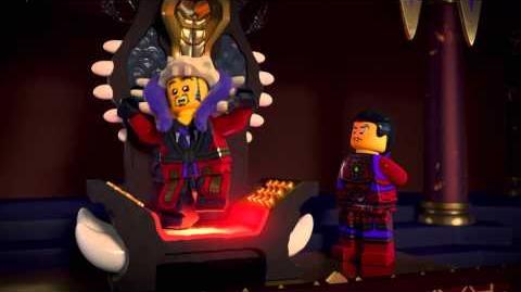LEGO® NINJAGO Meister Chen - Der Technikstuhl