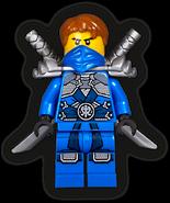 SteinsamurairüstungJay-Minifigur