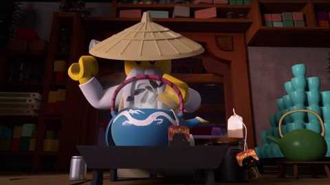 Mysteriöser Staub - LEGO NINJAGO - Wu's Tee Episode 11