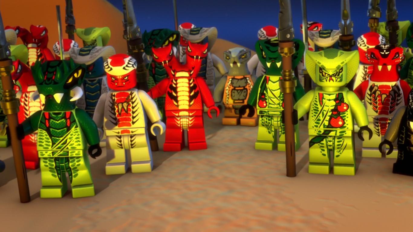 schlangen  lego ninjago wiki  fandom