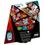70683 Spinjitzu Slam - Zane Box Backside