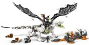 71721 Skull Sorcerers Dragon 3